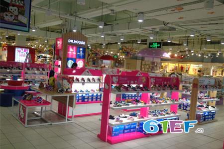 DR.HOUSE博仕屋童鞋品牌_集合店店铺展示