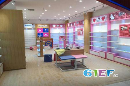DR.HOUSE博仕屋童鞋品牌_集合店店�展示