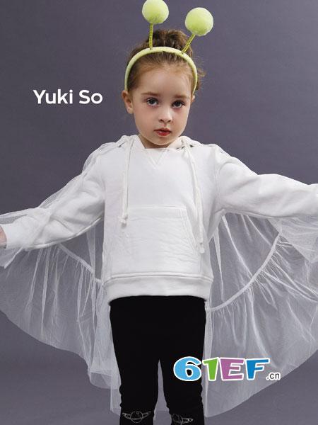 YukiSo童装品牌,简约大气、欧美风尚,诚邀您的加入