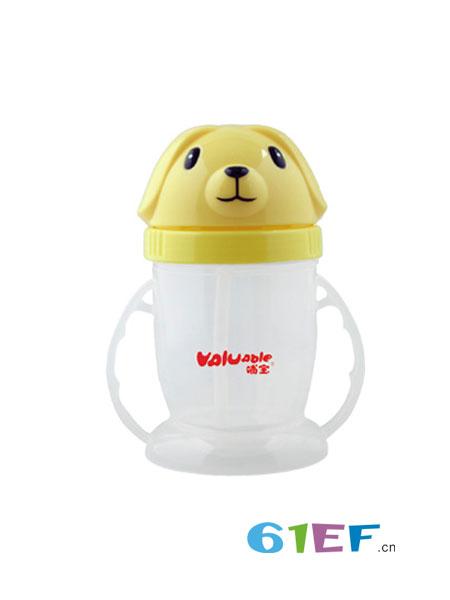 哺宝婴儿食品2018春夏熊猫水杯/吸管水杯/茶杯/奶瓶/宝宝水壶