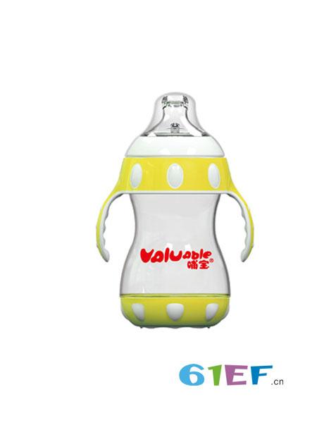 哺宝婴儿食品2018春夏创意便携杯子防漏小孩水杯宝宝儿童新款