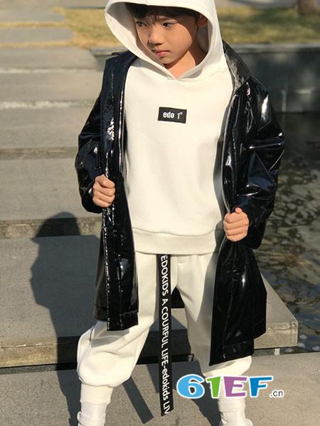 edo KIDS童装品牌2018秋冬卫衣套装