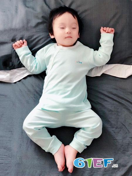 优奇童装品牌2018秋冬婴儿夏装套装女童宝宝衣服韩版潮款男童幼儿童装洋气