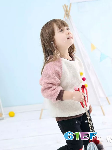 时尚童装品牌兔子杰罗全国招商加盟商