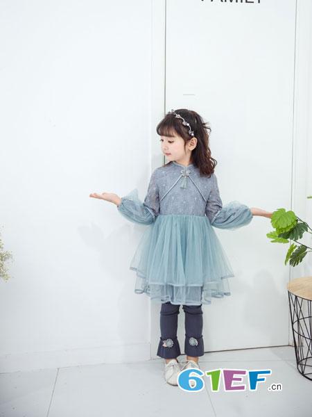 安米莉以时尚文艺为理念  给孩子带来健康舒适