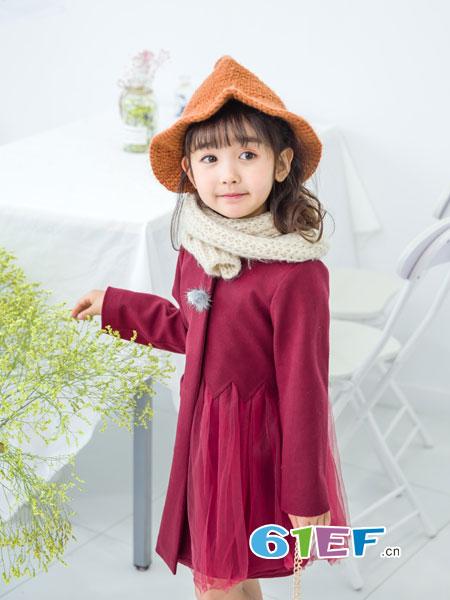 安米莉童装立志于原创设计 推崇时尚与艺术相结合