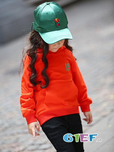 淘气贝贝童装品牌2018秋冬保暖外套中大童韩版女孩子上衣潮