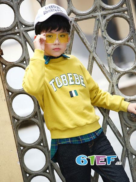 淘气贝贝童装品牌展现个性孩童的真我本性