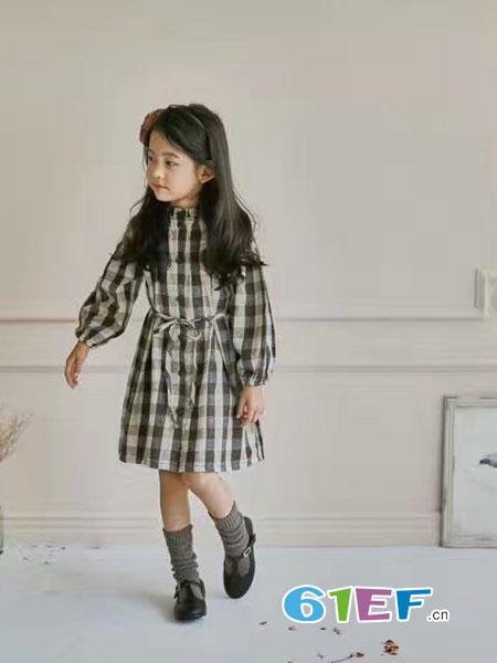 小嗨皮童装品牌专注于0-16岁儿童群体