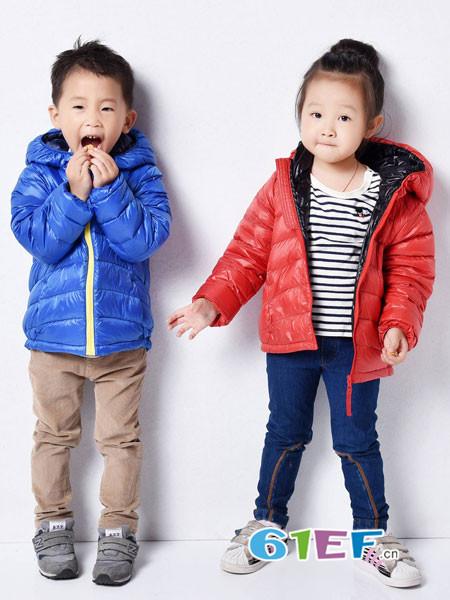小神童龙8国际娱乐官网品牌2018秋冬棉袄外套