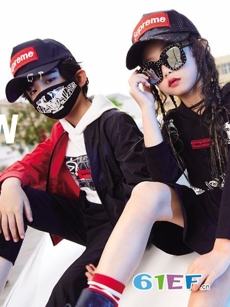卡儿菲特童装品牌2018秋冬新款韩版中大童拼接夹克儿童洋气运动棒球服
