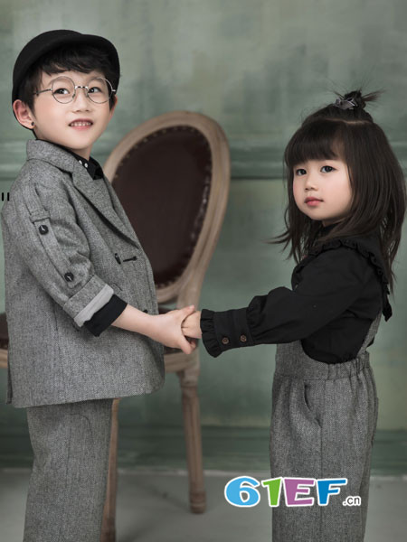 东宫皇子童装品牌 风格定位:复古,潮牌