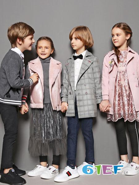 (泡泡噜)童装品牌 欧式学院风格,演绎贵族人生