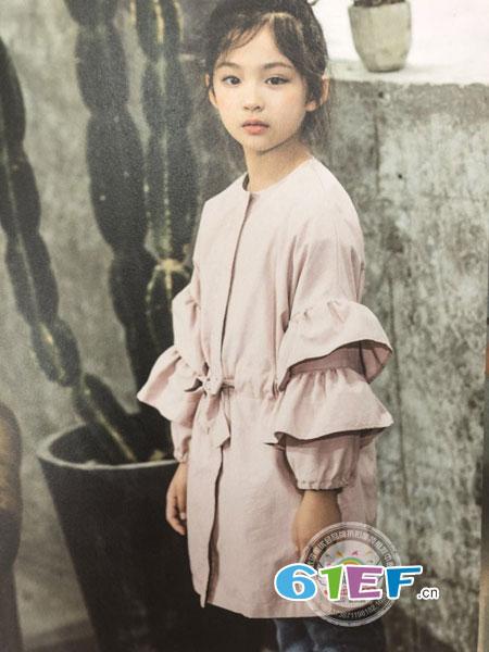 童优会童装品牌2018秋冬韩版长袖休闲外套