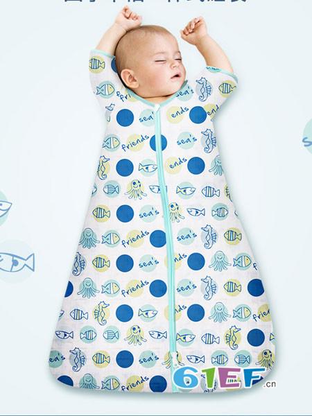 伯斯马丁童装品牌2018睡袋