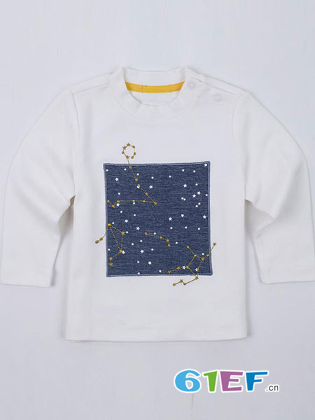 SOFTLOVE童装品牌2018秋长袖T恤