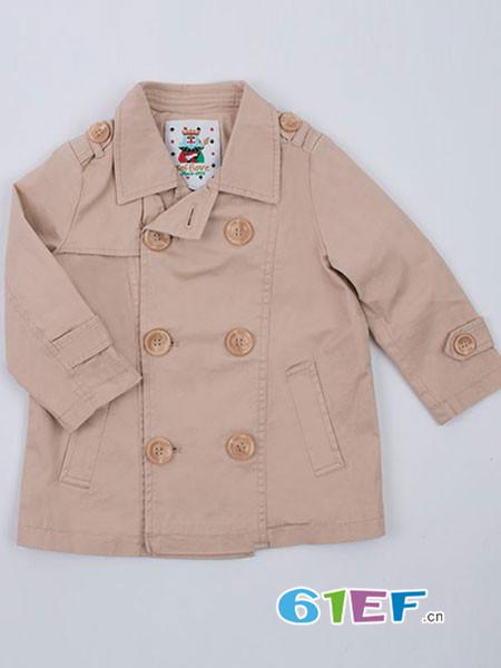 SOFTLOVE童装品牌2018秋风衣