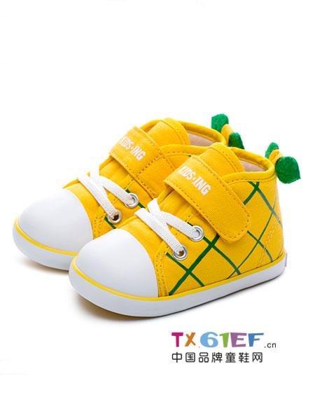 KIDS.ING童鞋品牌2018秋冬学步鞋