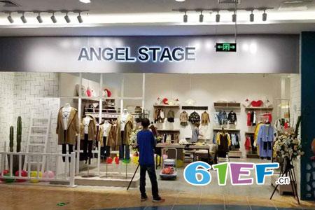 天使舞�_店�展示