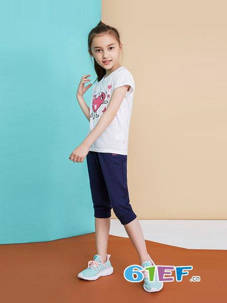 361童装童装品牌2018春夏新款儿童短袖T恤侏罗纪款短T