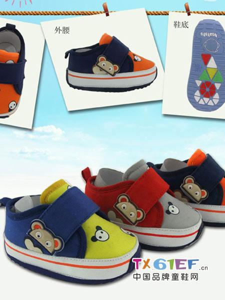 逸硕国内婴童鞋品牌 设计简约时尚
