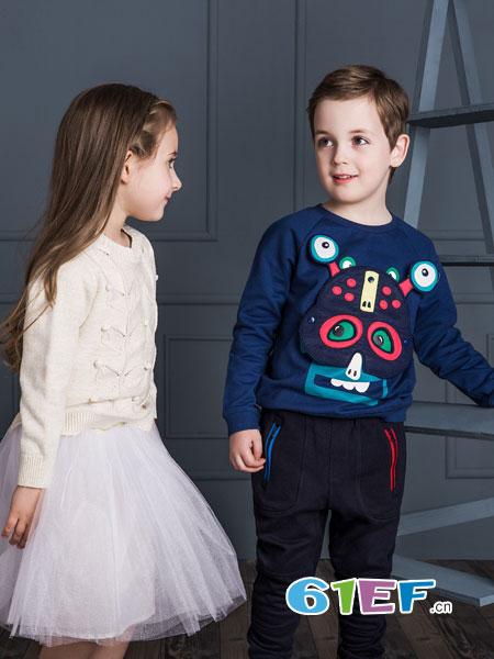 1001夜童装,努力让孩子们享受快乐的童话童年