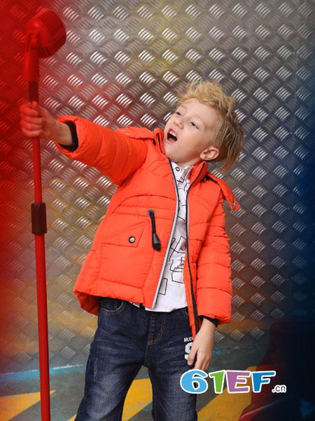 土巴兔龙8国际娱乐官网品牌2018秋冬棉袄中长款韩版冬装外套