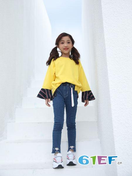 土巴兔童装品牌,更加时尚、健康、自信、可爱