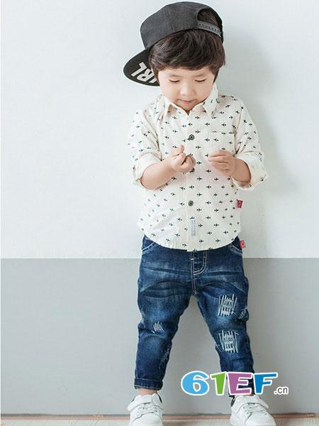 九子鱼童装品牌 互惠共赢,打造婴童时尚穿着体验