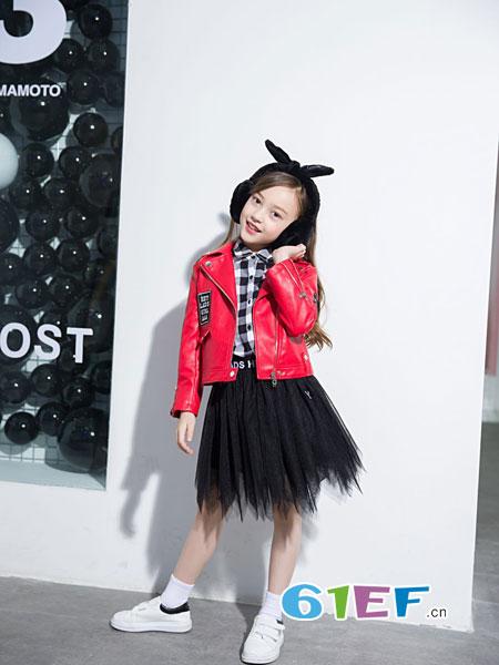 CreeKree童装品牌2018秋冬洋气8女孩子9儿童装10岁小孩外套