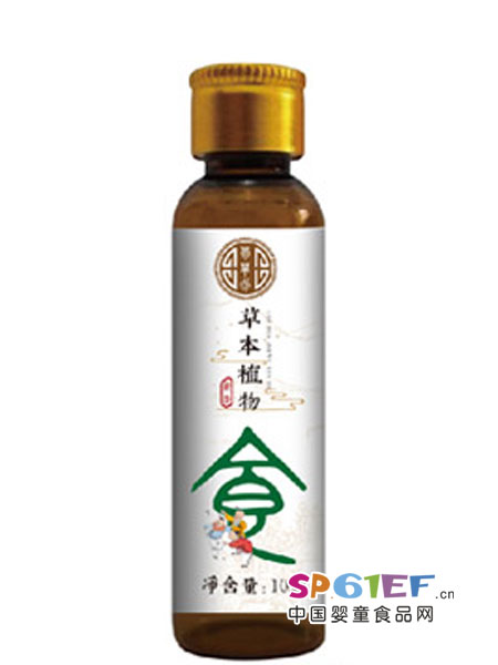荀草坊婴儿食品2018春夏植物饮液(食)