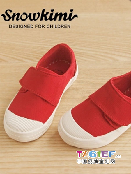 Snowkimi童鞋品牌2018秋冬儿童运动鞋男童透气网韩板鞋女童低帮休闲鞋