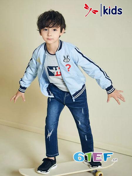 红蜻蜓KIDS童装品牌,消费者买得起的快乐时尚休闲产品