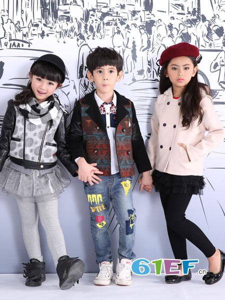 童品壹仓童装品牌招商,线上、线下整合立体式的营销