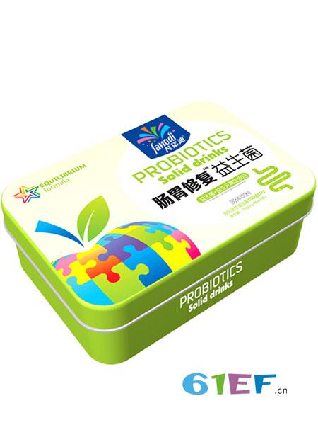 凡诺迪婴儿食品2018春夏铁盒肠胃修复益生菌