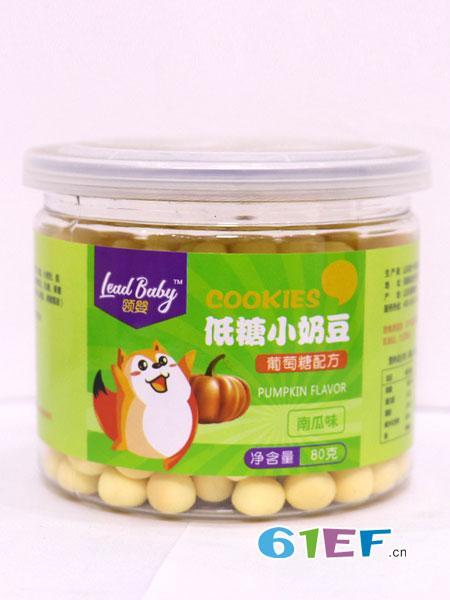 领婴婴儿食品   加盟设计简单大方,高端产品品质