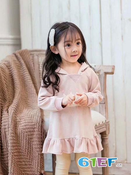 快乐精灵童装品牌 精致的品质为产品目标