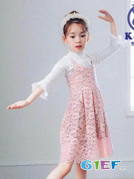 快乐精灵童装品牌 让孩子跨越童话的界限
