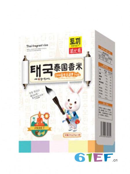 波比兔婴儿食品2018春夏泰国香米-盒-DHA益生元