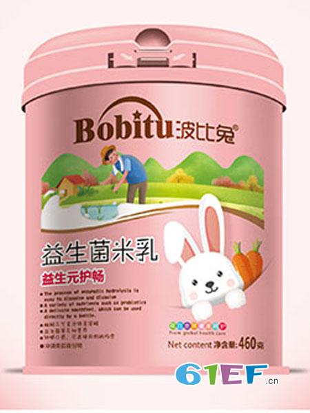 波比兔婴儿食品2018春夏AD双歧因子葡萄糖