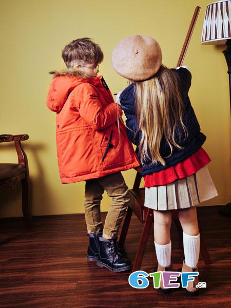 哈吉斯龙8国际娱乐官网品牌2018秋冬新款时尚爆款防风连帽羽绒服夹克男外套