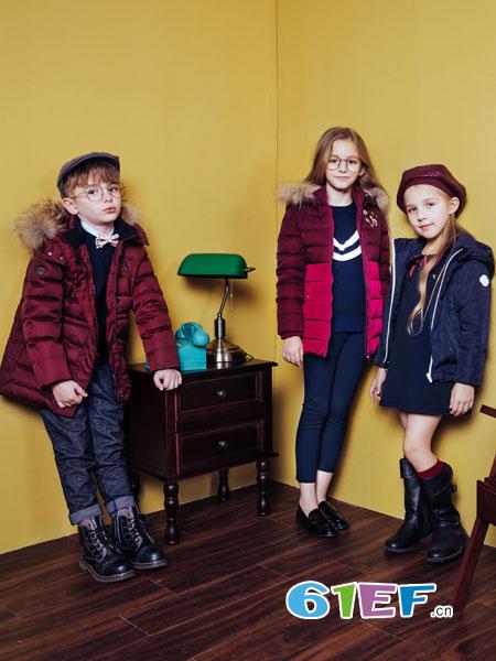 哈吉斯童装品牌HAZZYS的风格从英式传统处起源