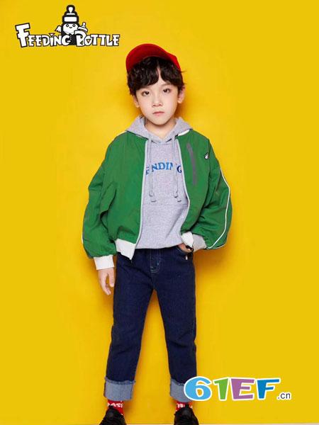 菲丁波特龙8国际娱乐官网品牌2018秋冬季新款长袖时髦洋气上衣韩版