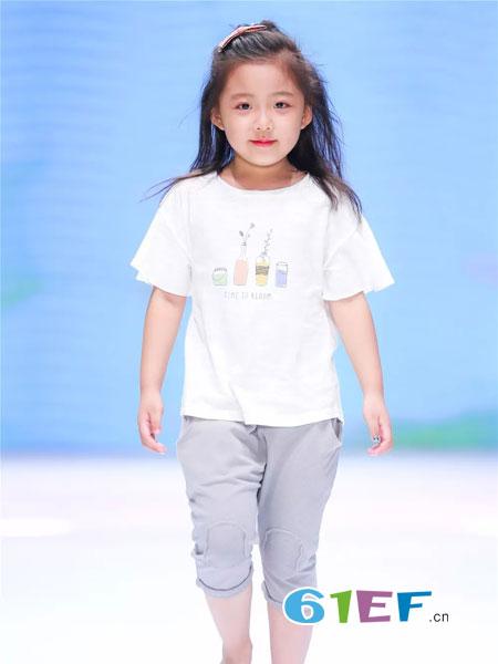你好云朵Hello cloud龙8国际娱乐官网品牌2018春夏嫩绿短T牛仔短裤纯棉