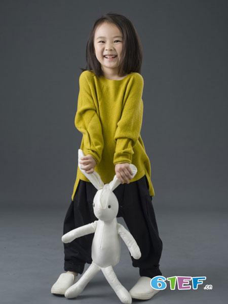 NNE&KIKI童装品牌2018秋冬新品