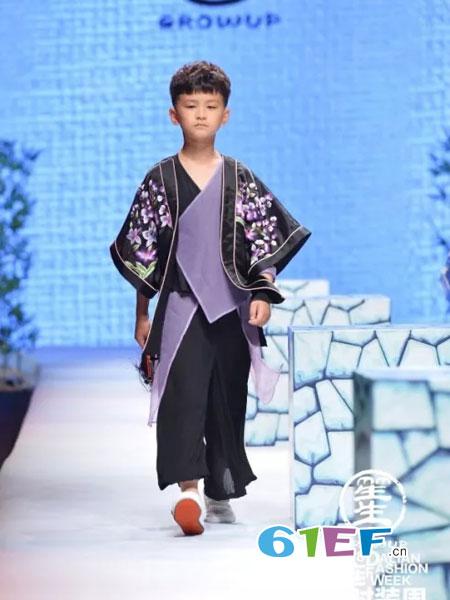笙生童装品牌给孩子们带来不一样的,文化的美丽体验!