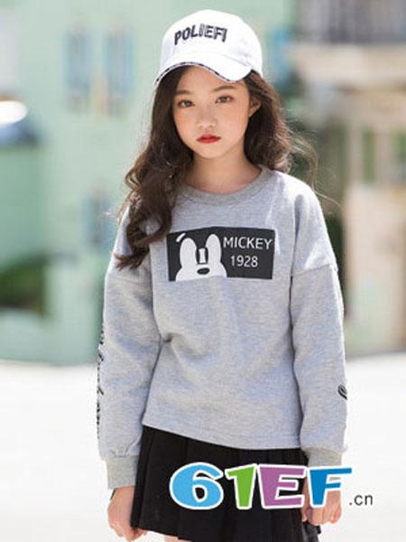 抱抱哦龙8国际娱乐官网品牌2018秋冬纯棉卡通上衣外套加厚长袖