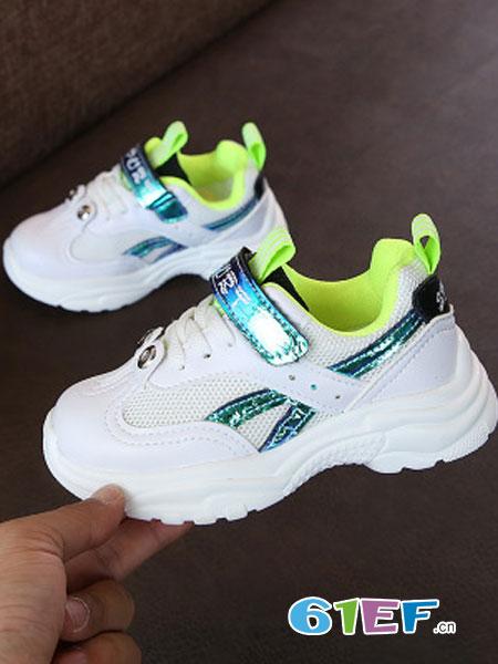 巴布豆/阿卡莉比童鞋品牌休闲运动鞋