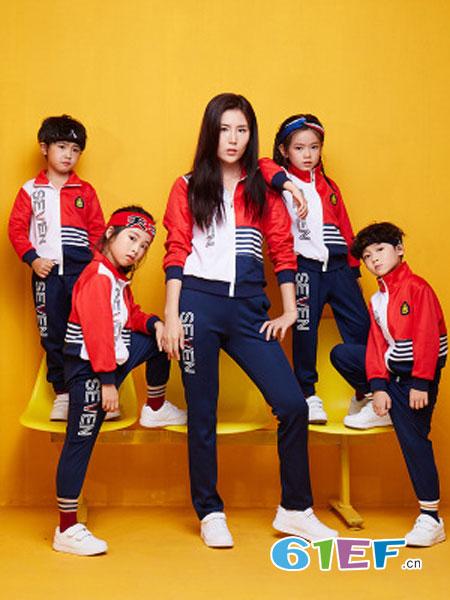 七朵童爱童装品牌校服幼儿园园服