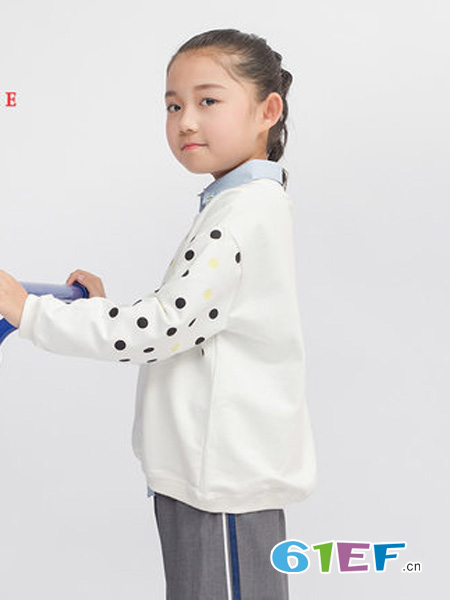 尼克nickie童装品牌2018秋冬休闲上衣